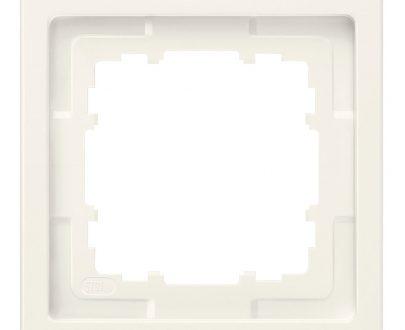 Marco blanco titán Siemens Style 1 elemento
