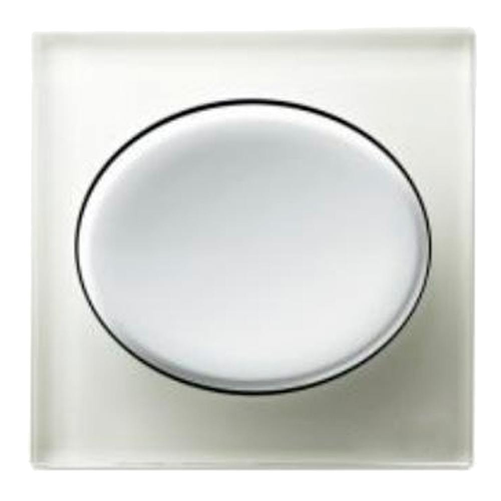 Marco cristal blanco Niessen Tacto