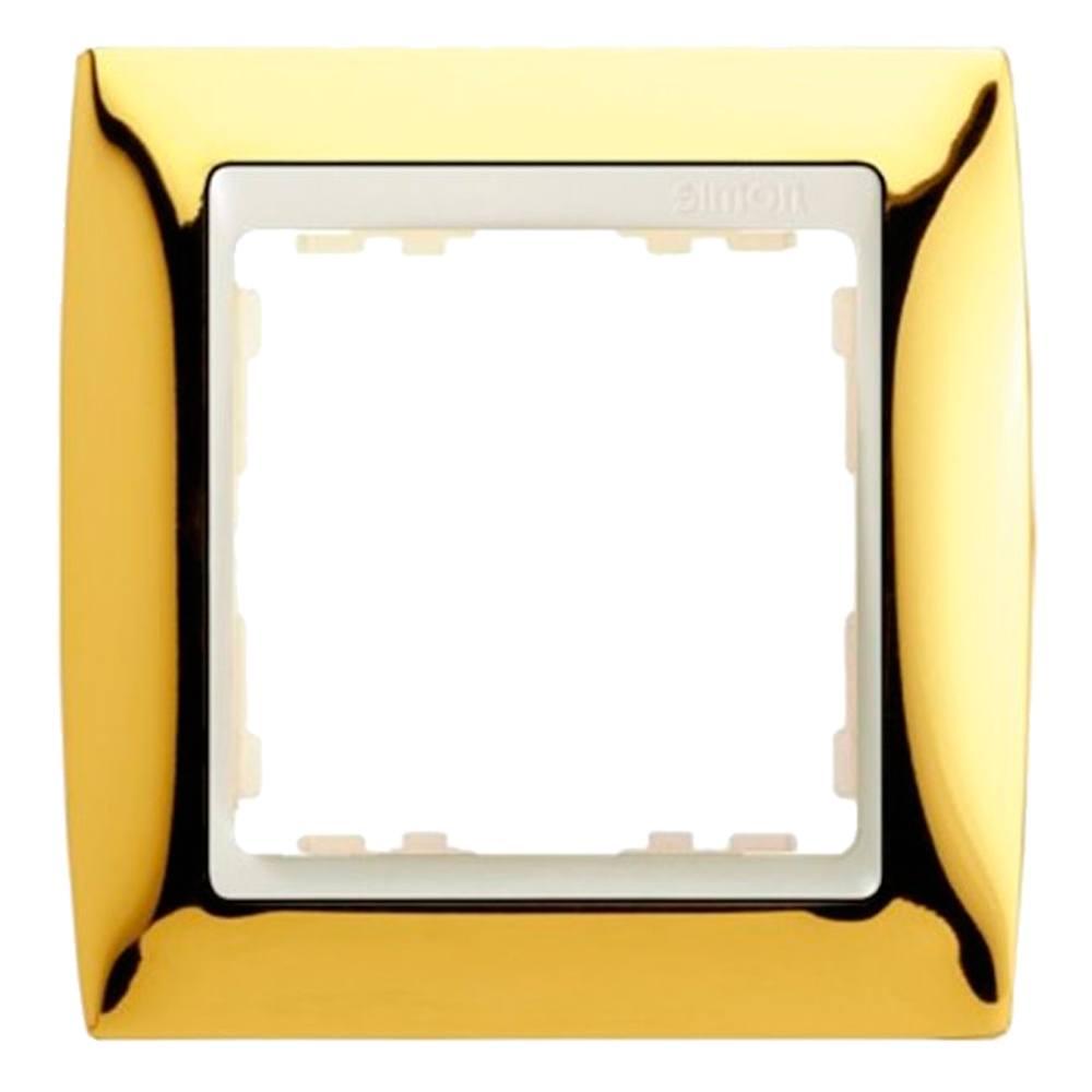 Marco oro marfil Simon 82
