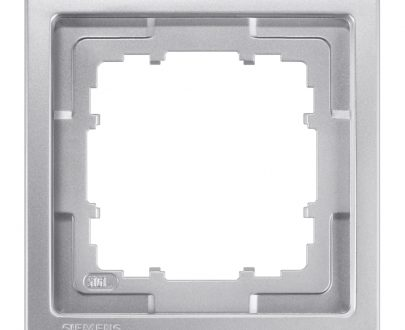 Marco platino metalizado Siemens Style