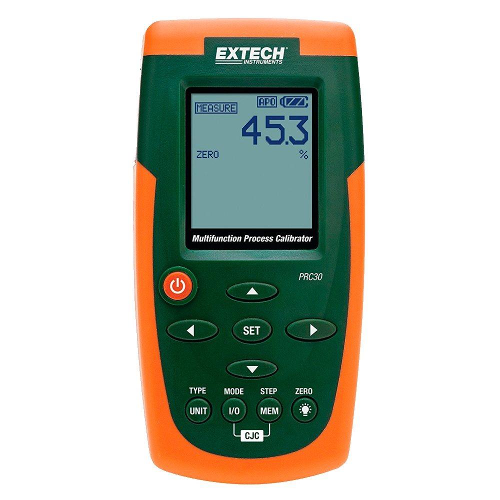 Medidor calibrador procesos multifunción Extech PRC30