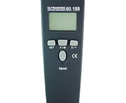 Medidor distancia ultrasónico