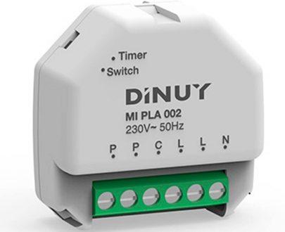 Minutero de escalera para registro Dinuy MI PLA 002
