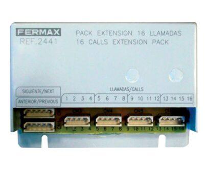 Modulo Extensión 16 Llamadas Fermax