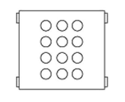 Módulo teclado Fermax