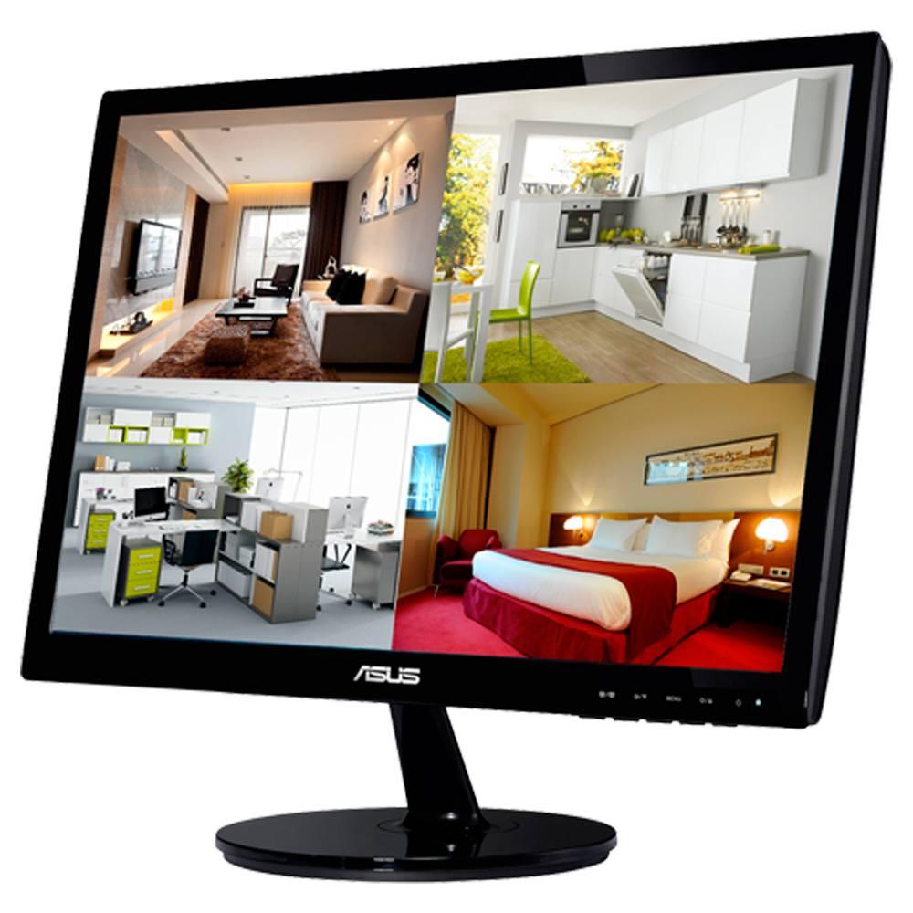 Monitor TFT 19 pulgadas para videovigilancia