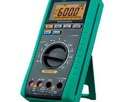 Multímetro digital altas prestaciones Kyoritsu 1051