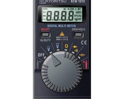 Multímetro digital compacto bolsillo Kyoritsu 1018H