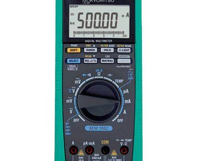 Multímetro digital profesional Kyoritsu 1062