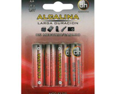 Pila alcalina LR-06 AA
