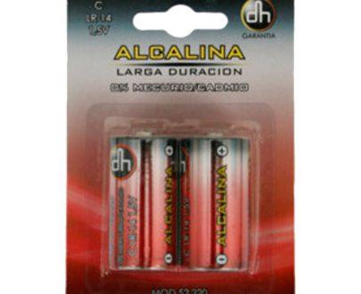 Pila alcalina LR-14 C