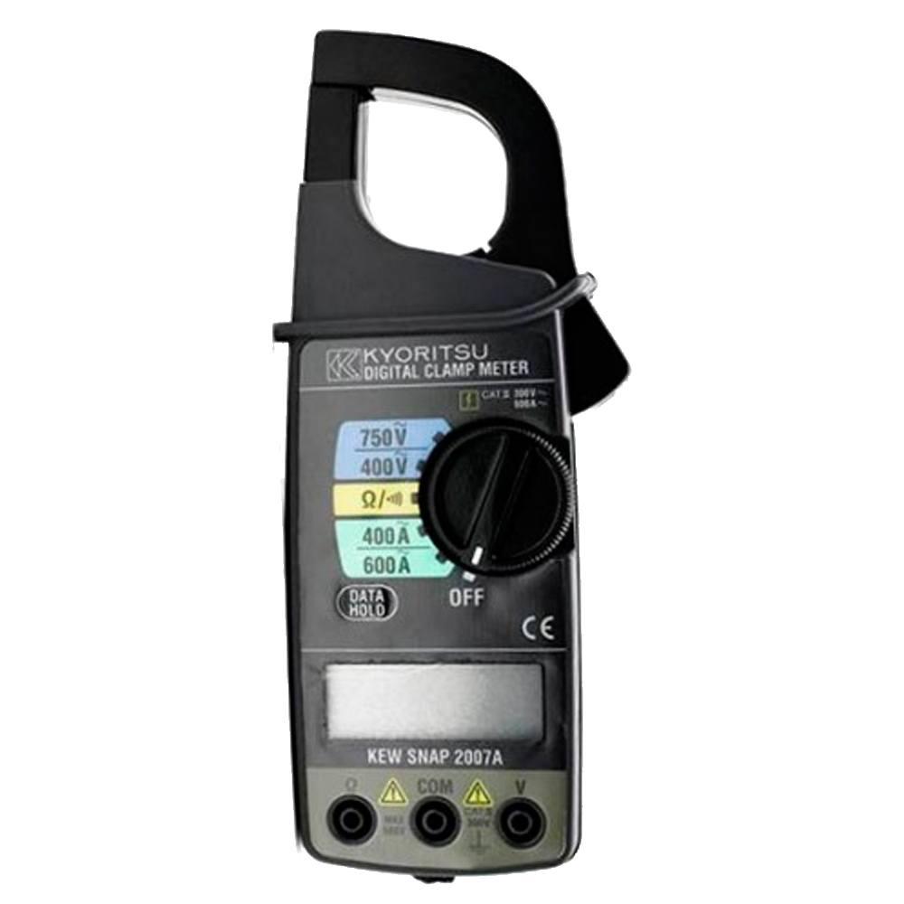 Pinza amperimétrica digital Kyoritsu 2007A