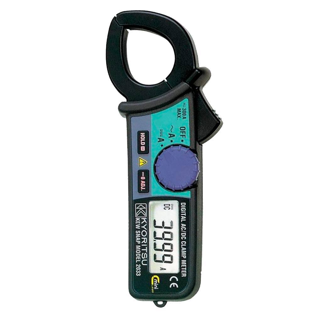 Pinza amperimétrica digital Kyoritsu 2033