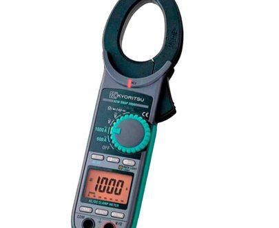 Pinza amperimétrica digital Kyoritsu 2055