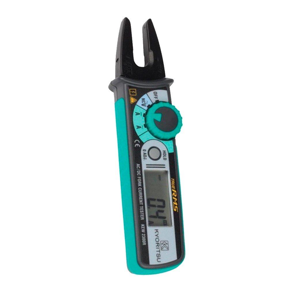Pinza amperimétrica digital mordaza abierta Kyoritsu 2300R
