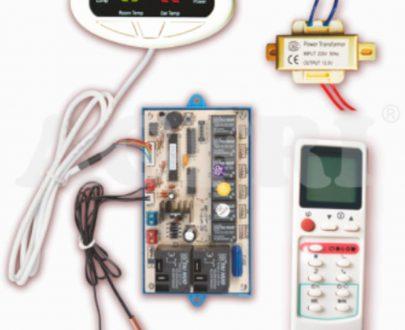 Placa electrónica universal aire acondicionado