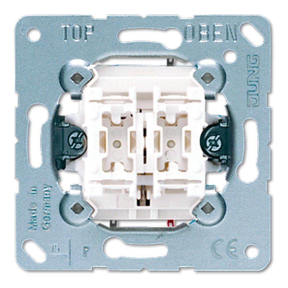 interruptor persianas jung ls 990 al mejor precio electro jj. Black Bedroom Furniture Sets. Home Design Ideas