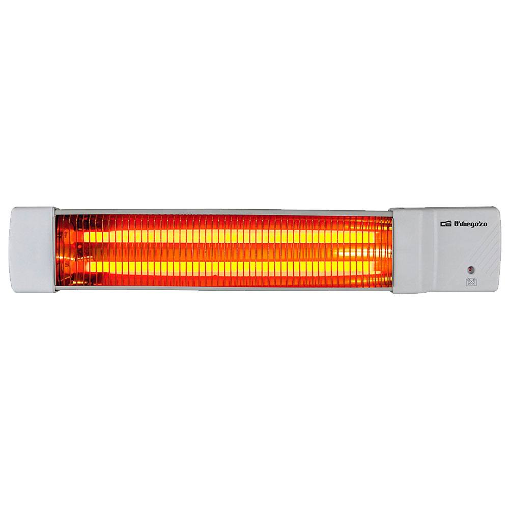 Radiador infrarrojo baño cuarzo Orbegozo BB5002