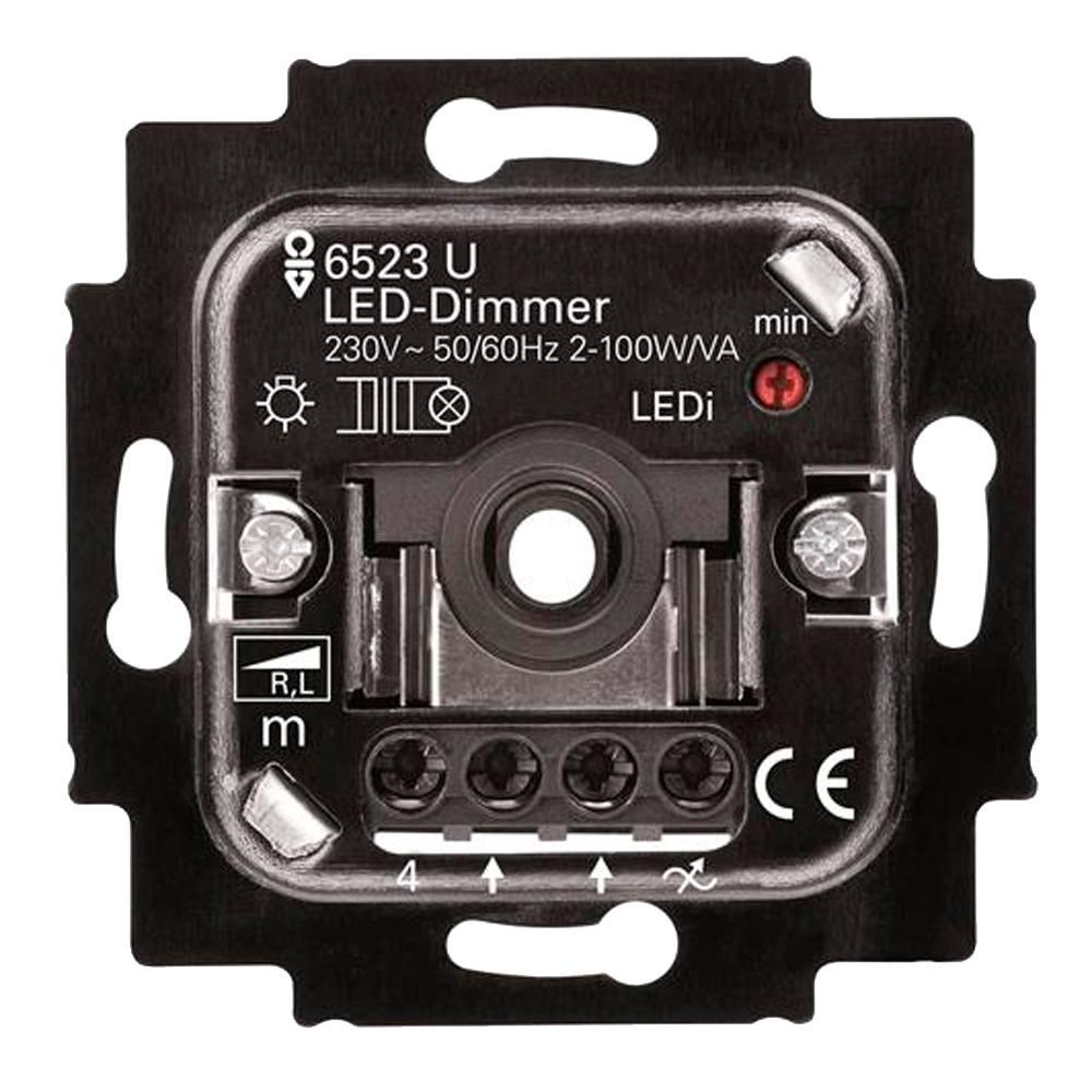 Regulador electrónico giratorio Niessen Olas