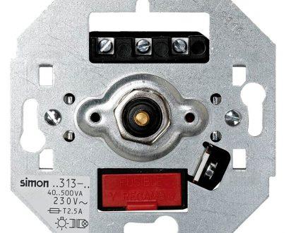 Regulador electrónico Simon 75