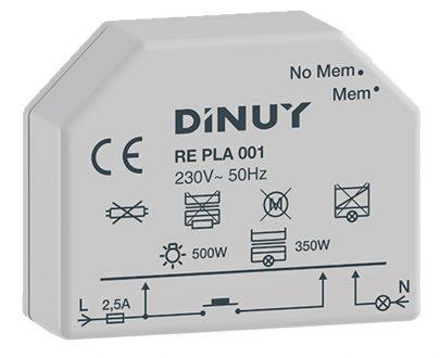 Regulador de intensidad Dinuy RE.PLA.001