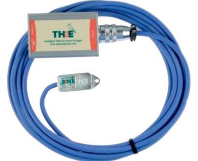 Sensor temperatura humedad IP RJ45