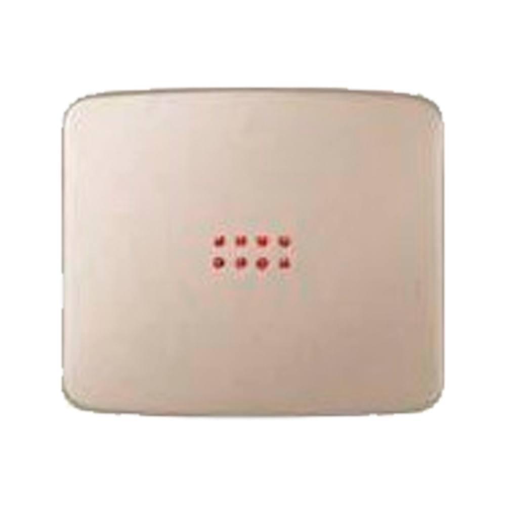 Tecla interruptor con visor Niessen Arco