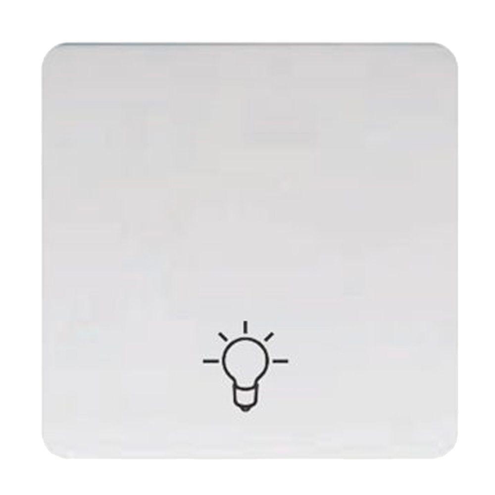 Tecla pulsador luz ancha BJC Sol