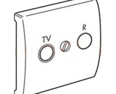 Tecla televisión Legrand Valena