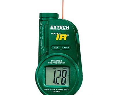Termómetro infrarrojos compacto Extech IR201