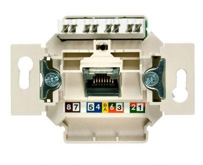 Toma datos informática Siemens Delta