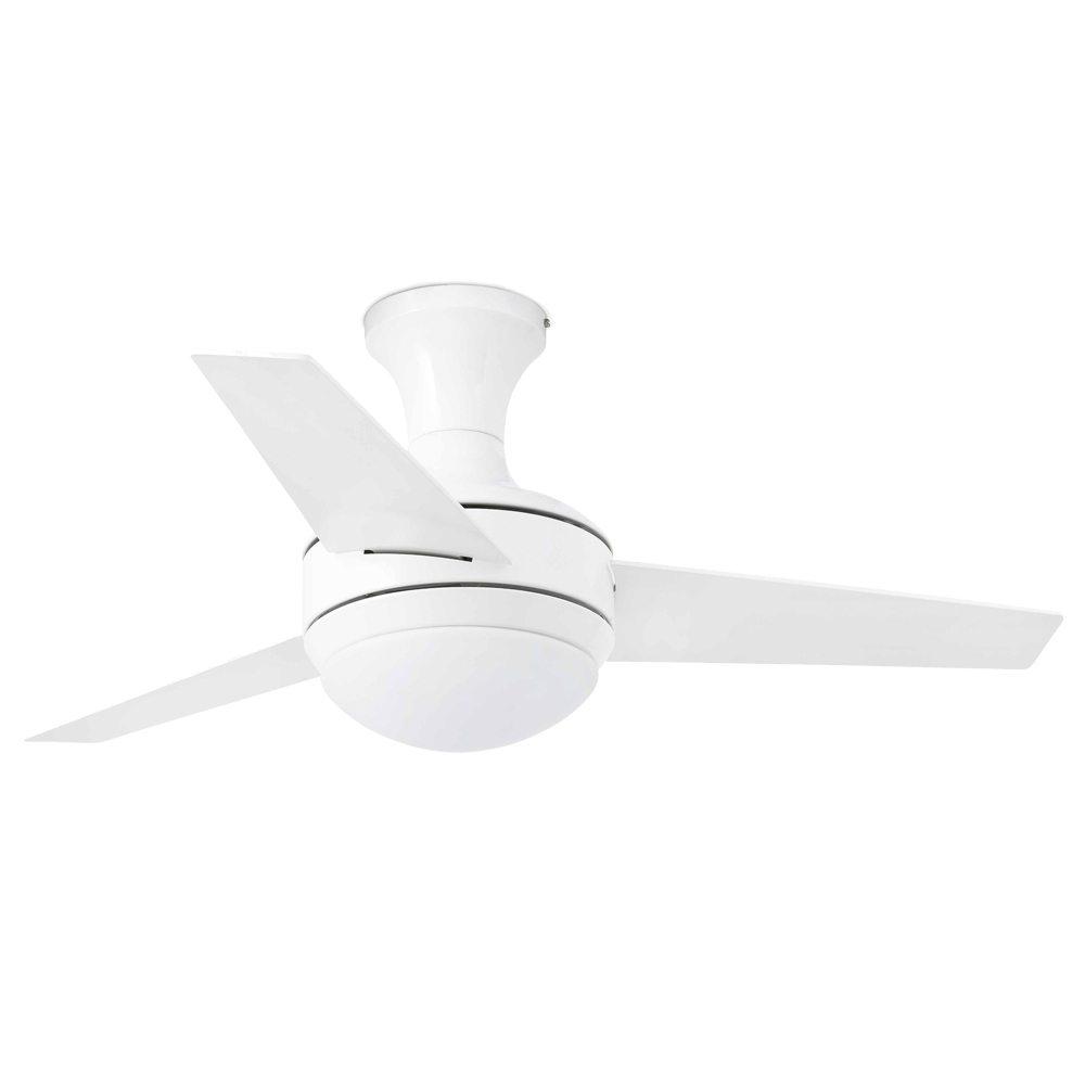 Ventilador de techo Mini Ufo blanco