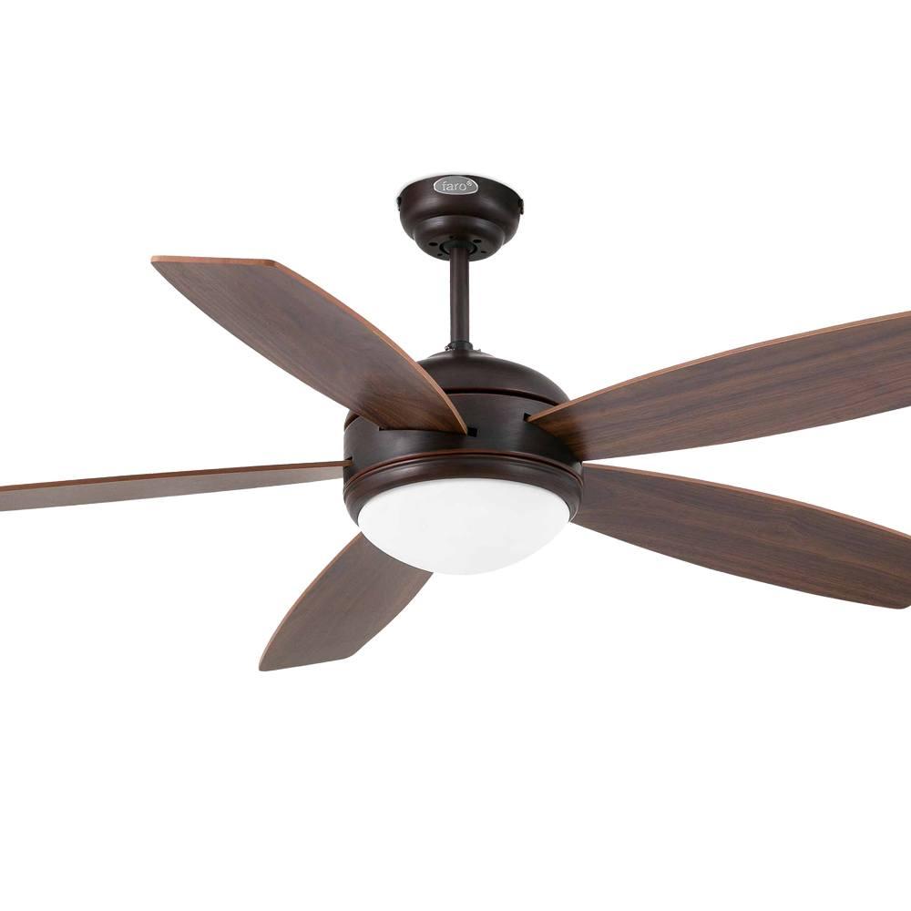 Ventilador de techo vanu al mejor precio electro jj - Precio de ventiladores de techo ...