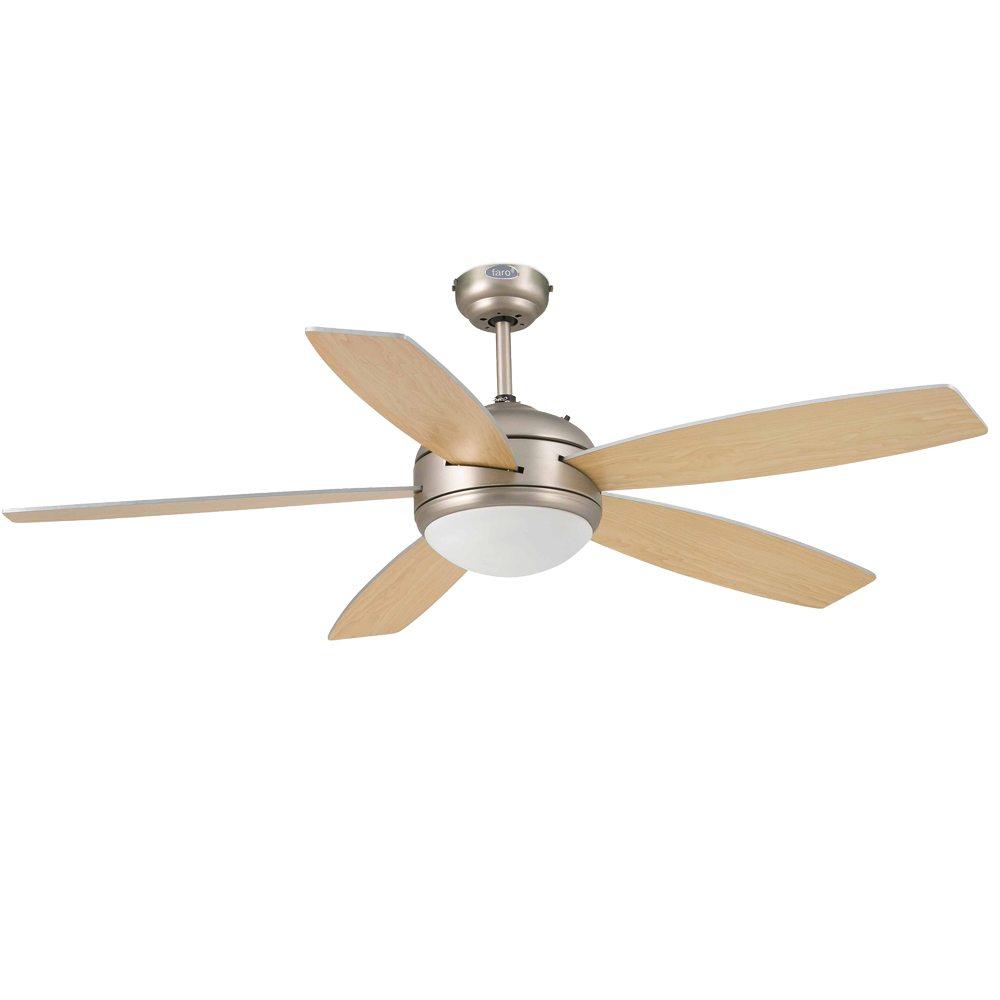 Ventilador de techo vanu al mejor precio electro jj - El mejor ventilador de techo ...