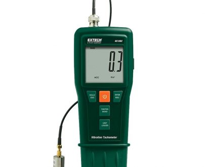 Vibrometro tacómetro laser combinado Extech 461880